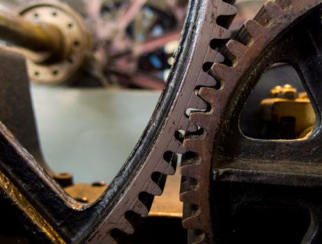 Vintage Cogwheel – Gear