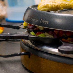 Raclette Gril | Free Stock Photo