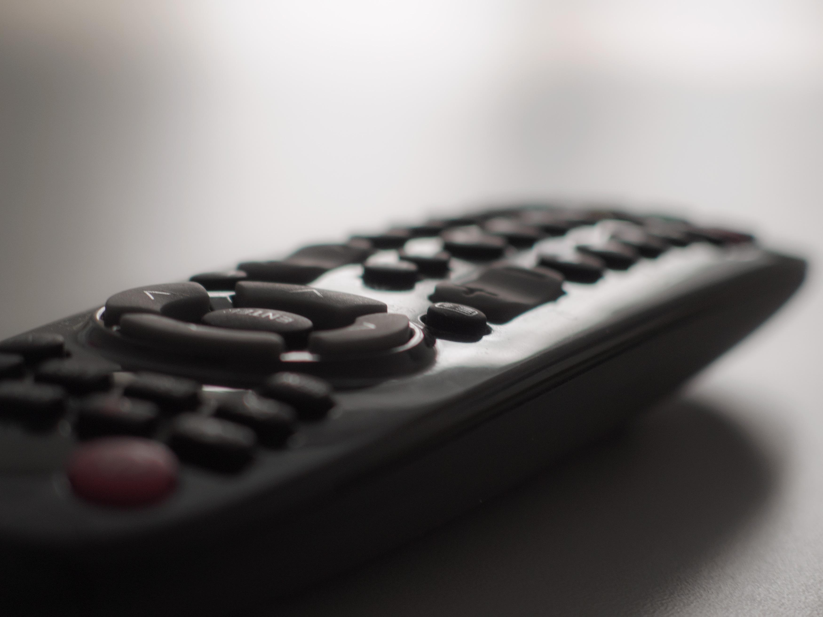 FREE IMAGE: TV Remote Control Close Up - Libreshot Public ...