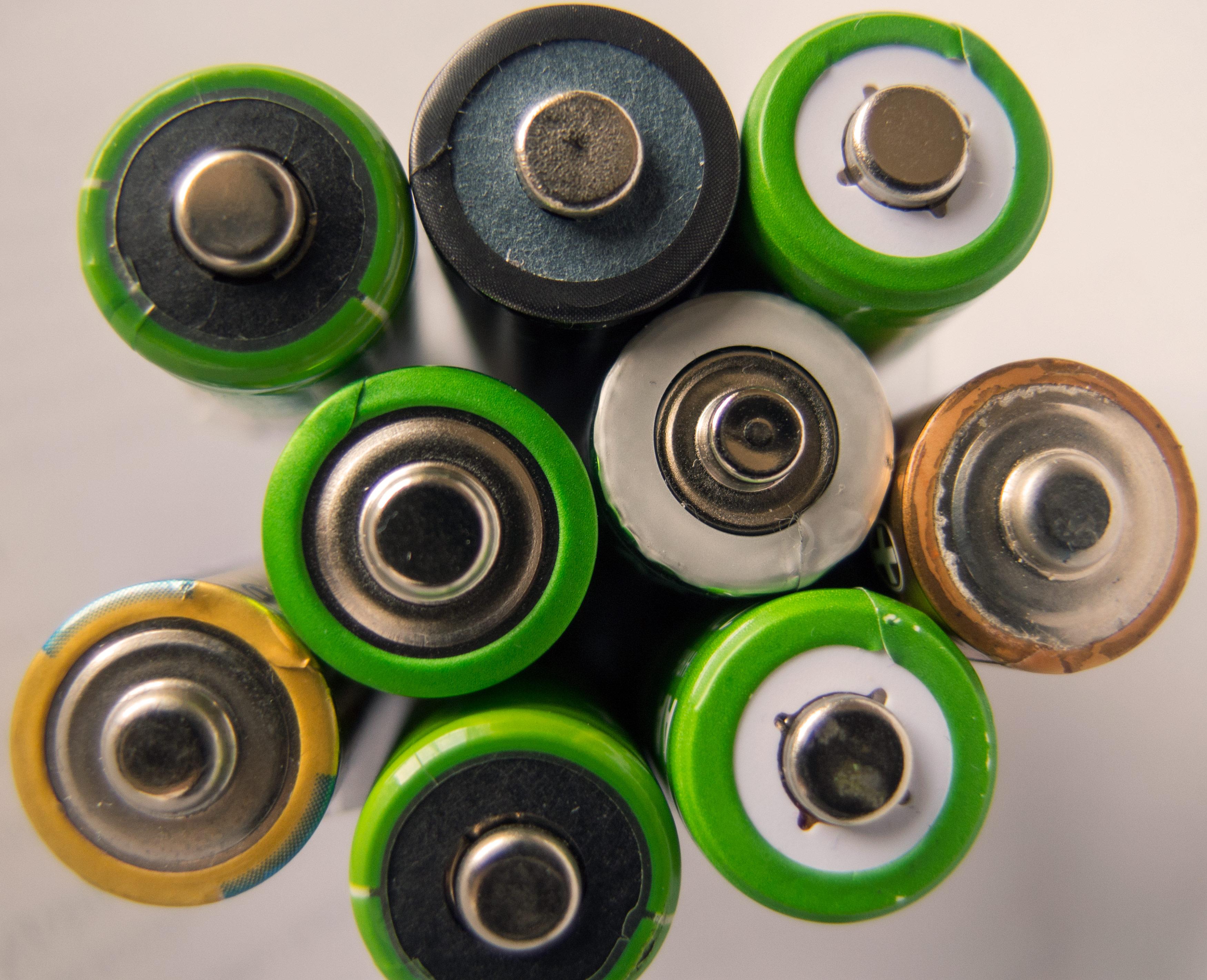FREE IMAGE: AA batteries - Libreshot Public Domain Photos