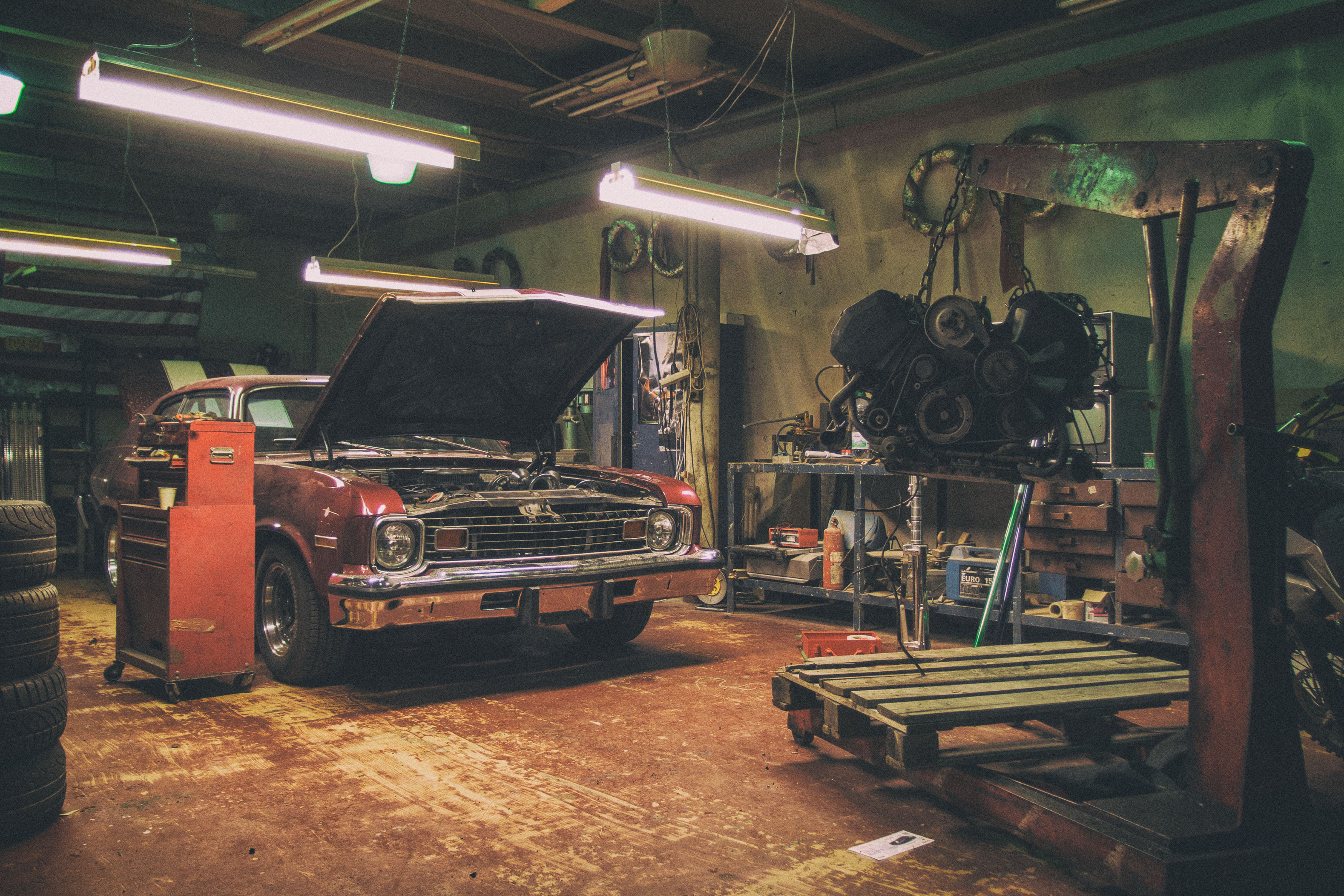 Car Repair Shop Free Stock Photos Libreshot