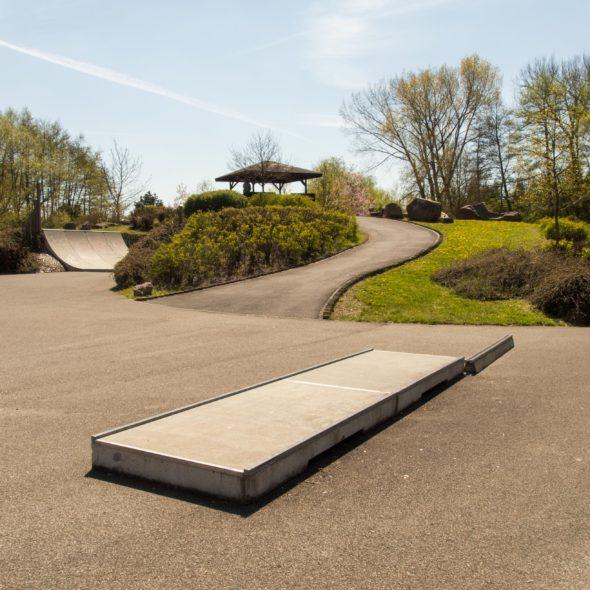 Abandoned Skate Park