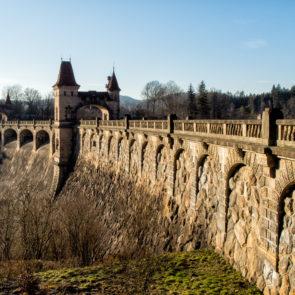 Photo for free download of Les Kralovstvi dam in Czech