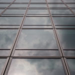 Free image of modern building glass wall