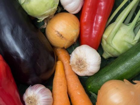 Vegetable Mix – Vegetarian