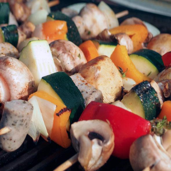 Barbecue skewers