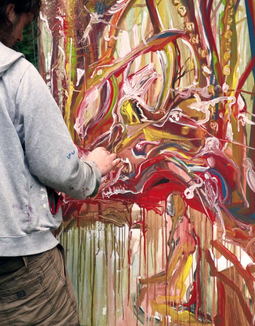 Modern Art Painter