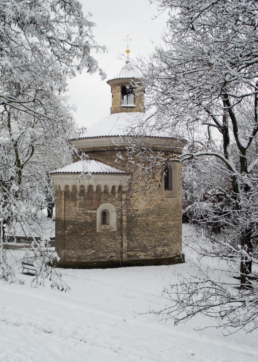 Rotunda in Prague
