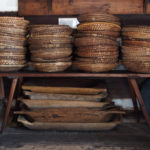 Photo of traditional wicker Baskets