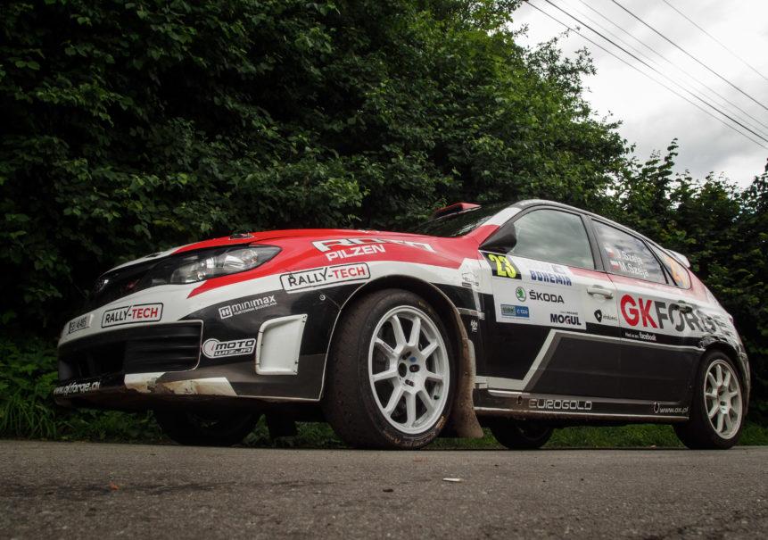 Rally Car - FREE image on LibreShot