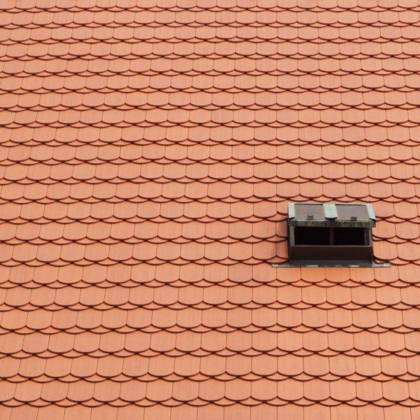 Brick Roof Light