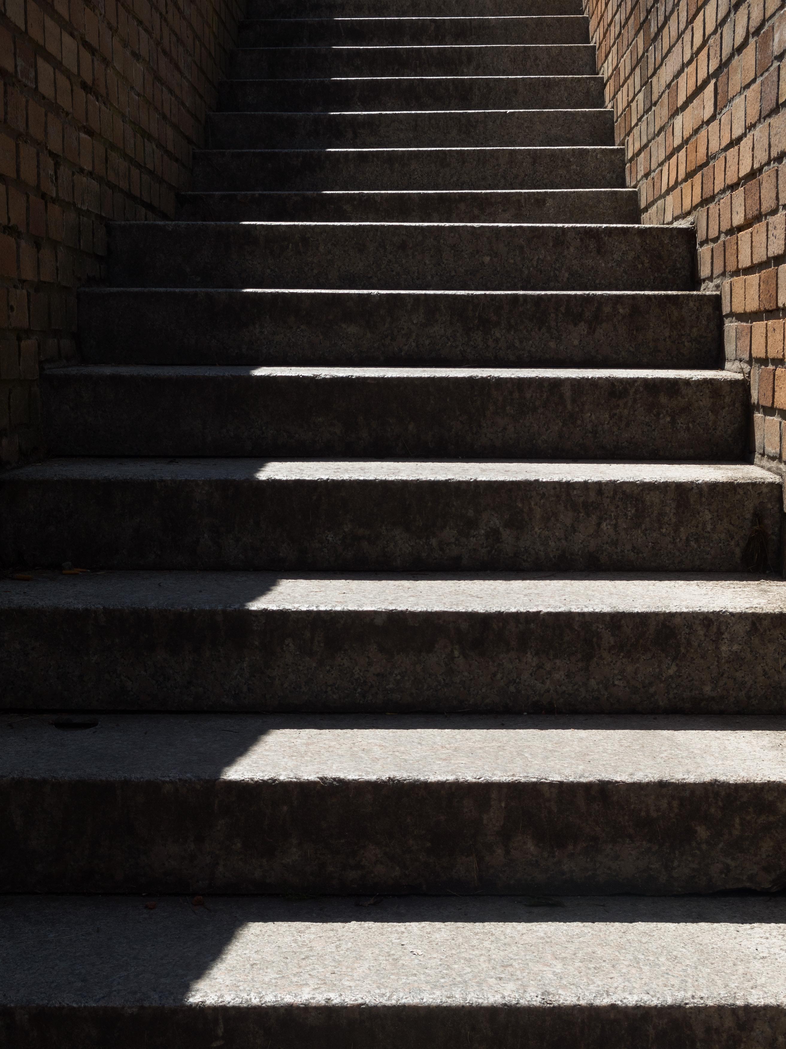 Steps Close Up - FREE image on LibreShot