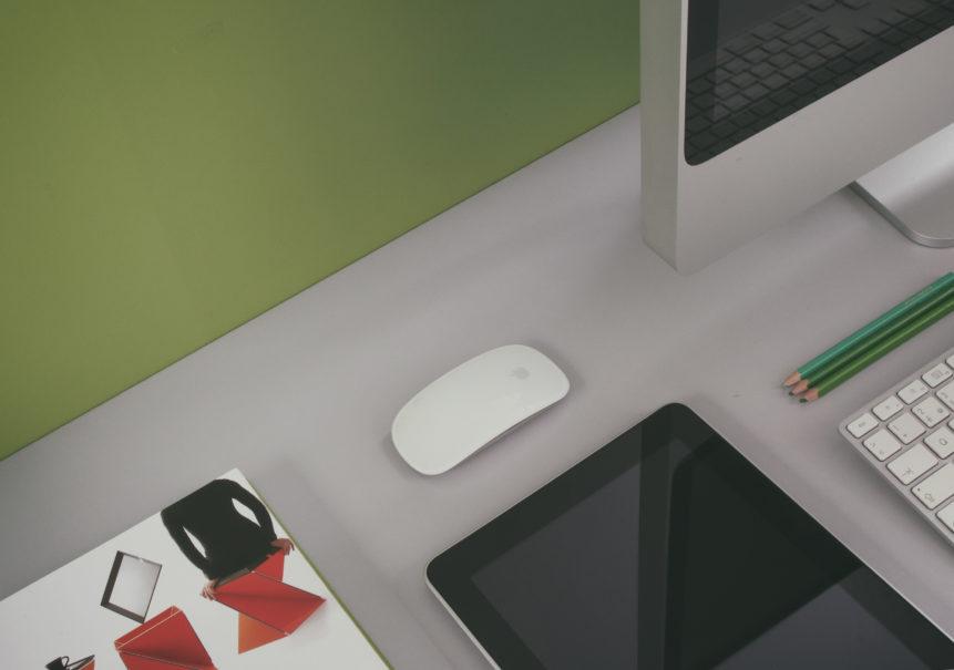 Designer Office Desk Workplace