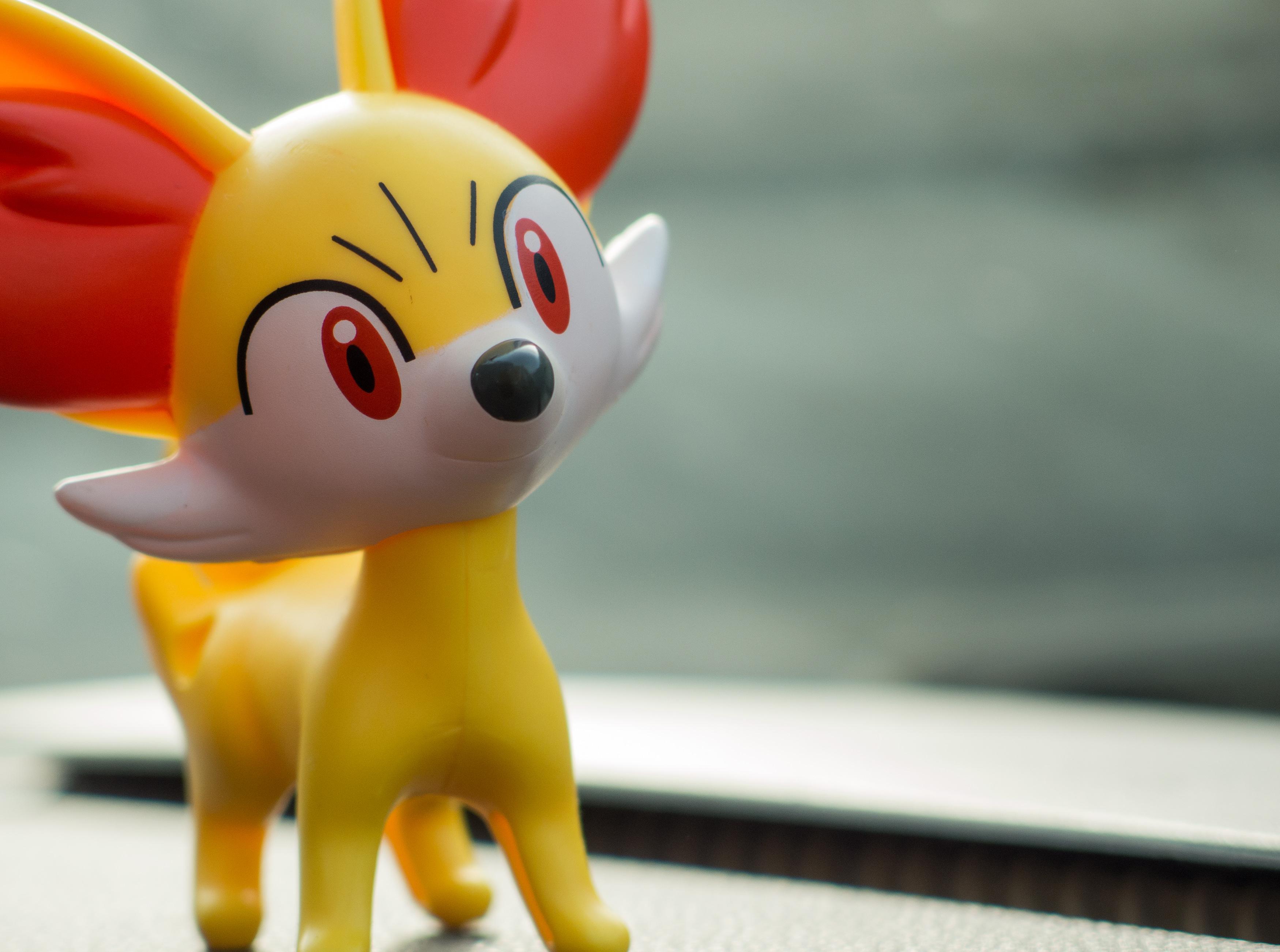 Fennekin Pokemon - Free Stock Photos ::: LibreShot