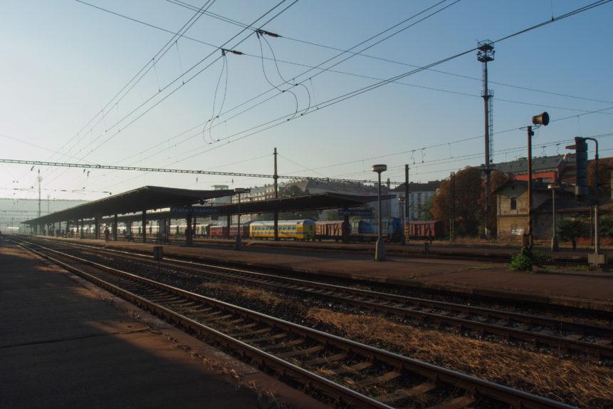 Railway Station Praha Vrsovice