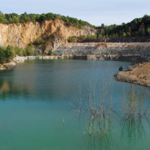Flooded Quarry