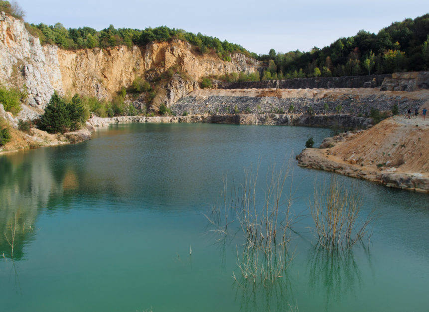 Flooded Quarry