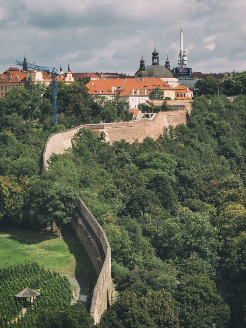 Green Prague