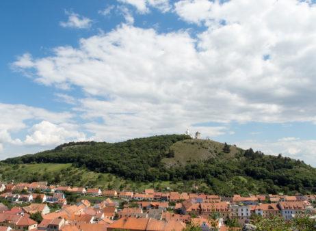 Svaty Kopecek – Holy Hill In Mikulov