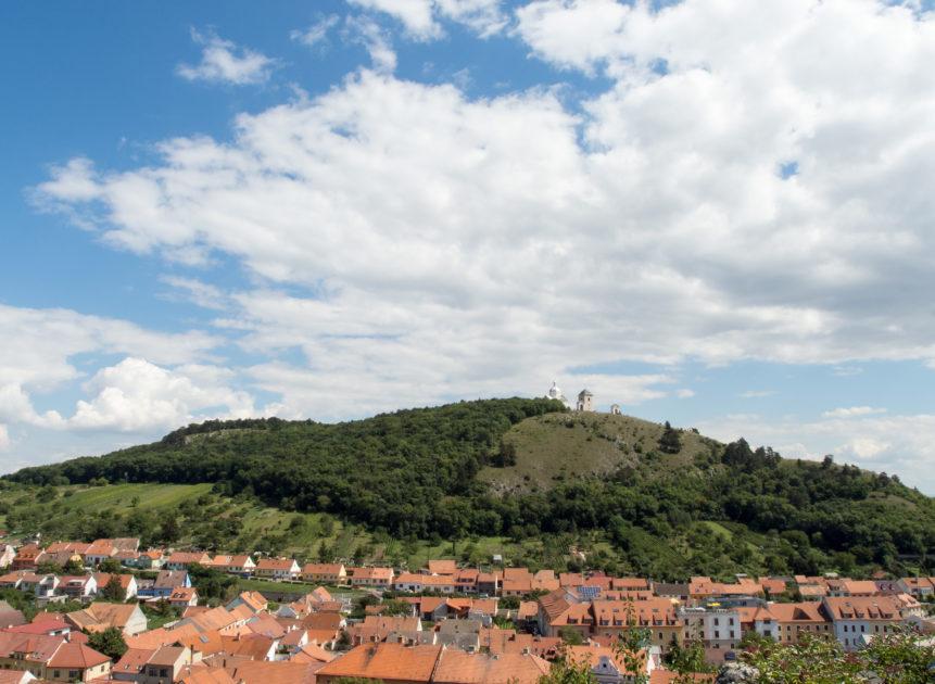Svaty Kopecek - Holy Hill In Mikulov