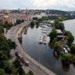 the czech yacht club in prague