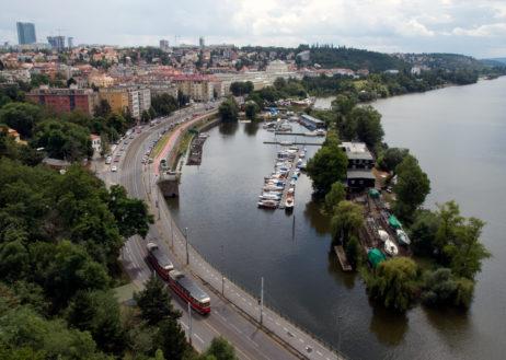 Czech Yacht Club In Prague