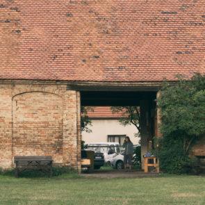 Old Brick Barn