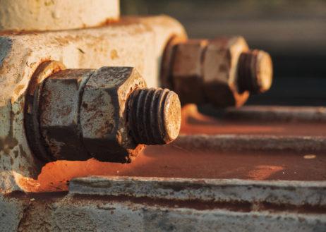 Rusted Screws