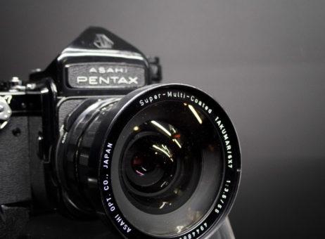 Asahi Pentax SLR Camera