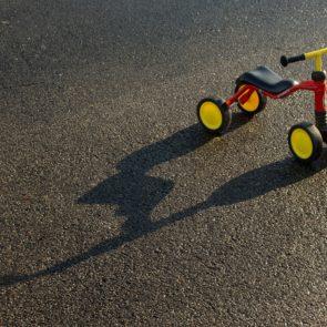 Lost Children Bounce Bike