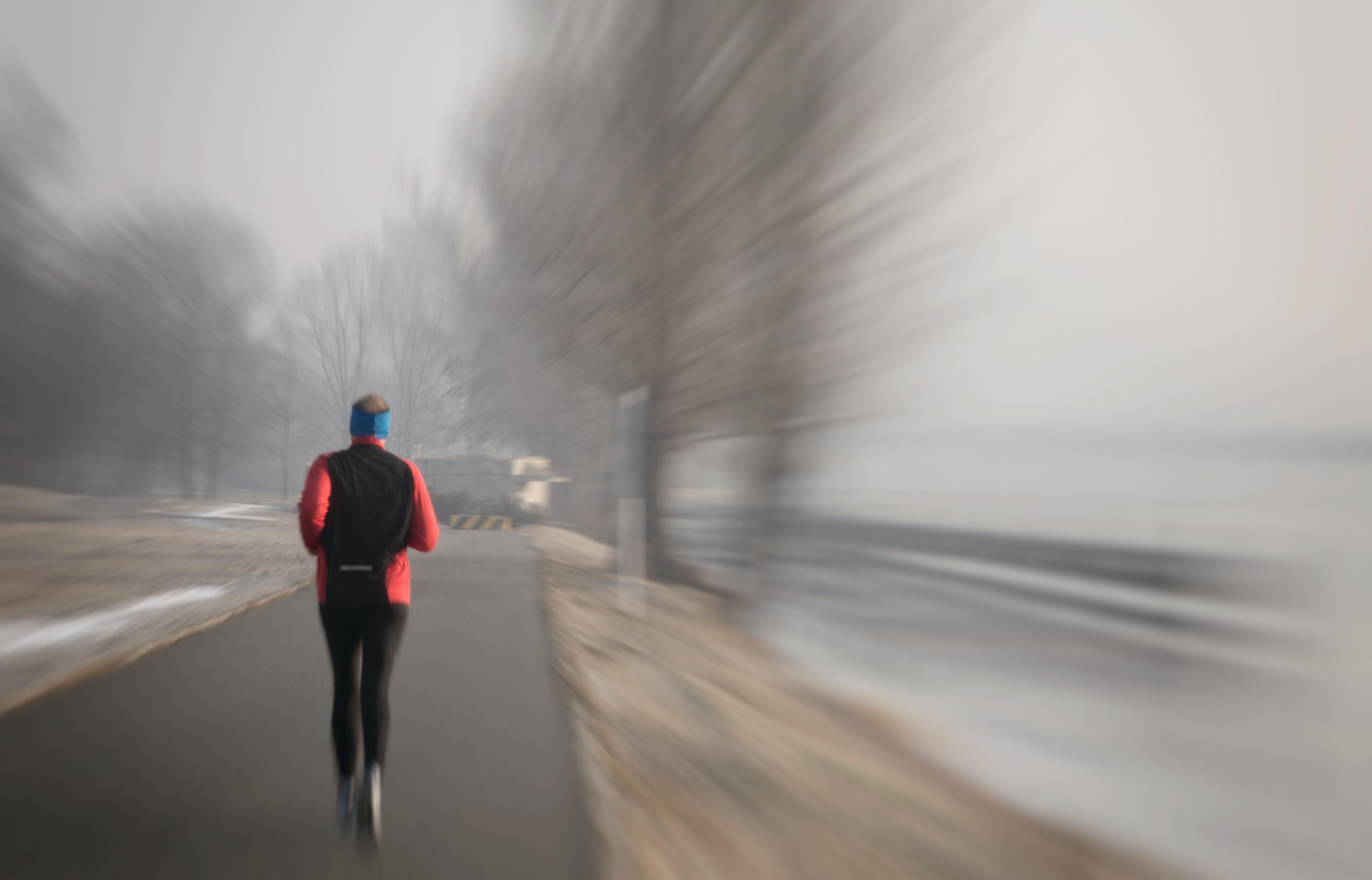 FREE IMAGE: Morning Runner - Libreshot Public Domain Photos