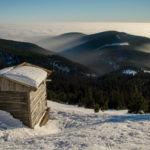 Mountain Log Cabin