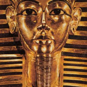 Golden Pharaoh's Head