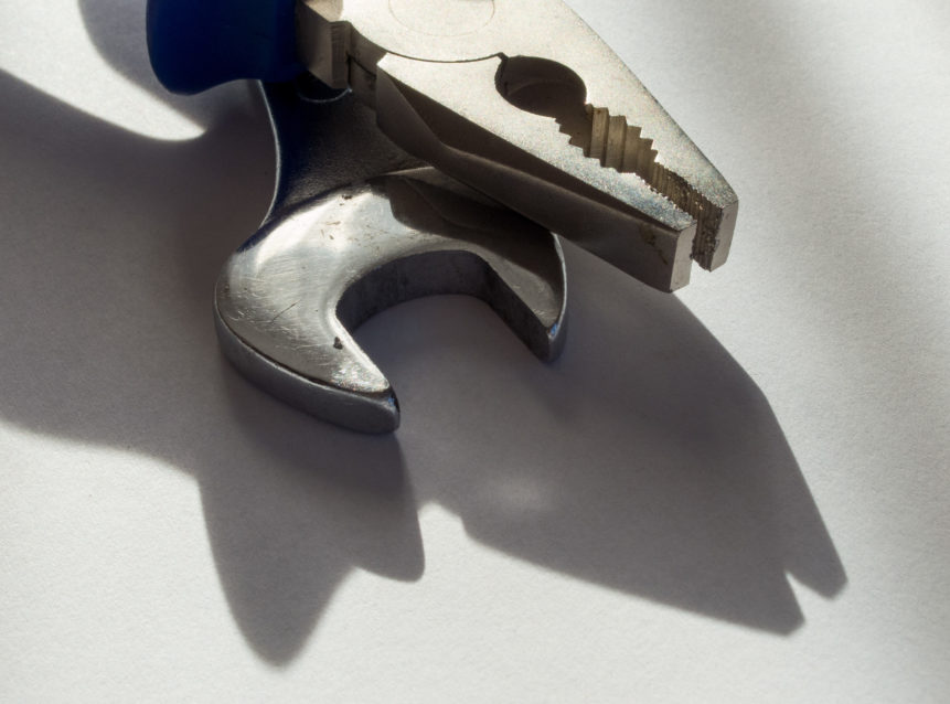 Spanner And Pliers