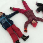 Children On The Snow