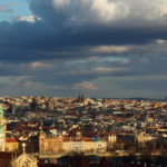 Prague City Landscape