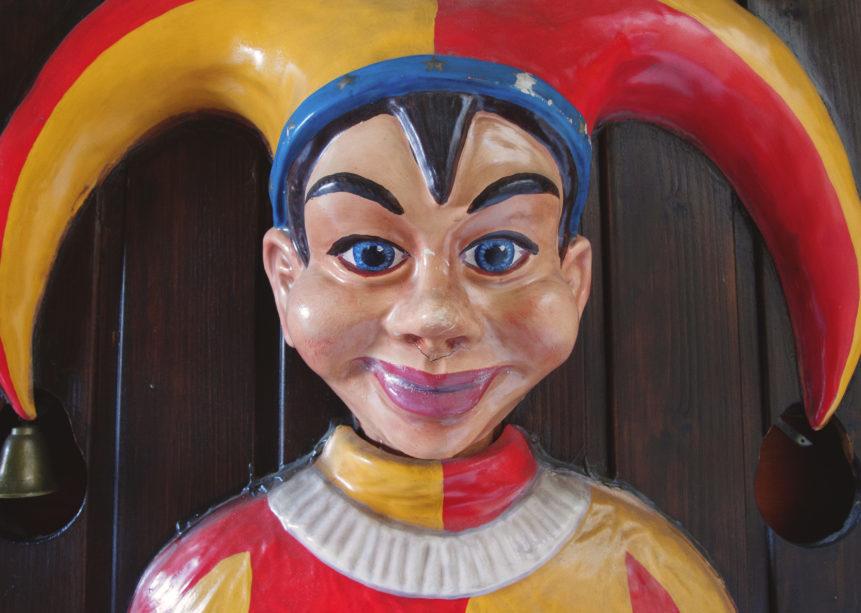 Ceepy Clown