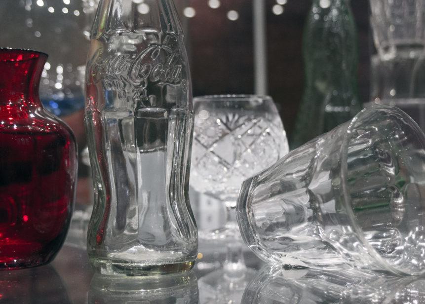 Various Glassware
