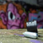 Spray And Street Art Graffity