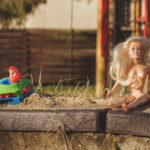 Toys On Playgound