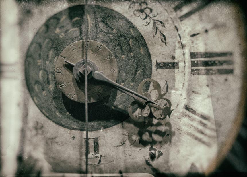 Free Image Old Wall Clock Libreshot Public Domain Photos