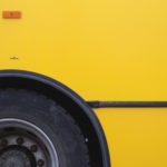 Yellow Bus Detail