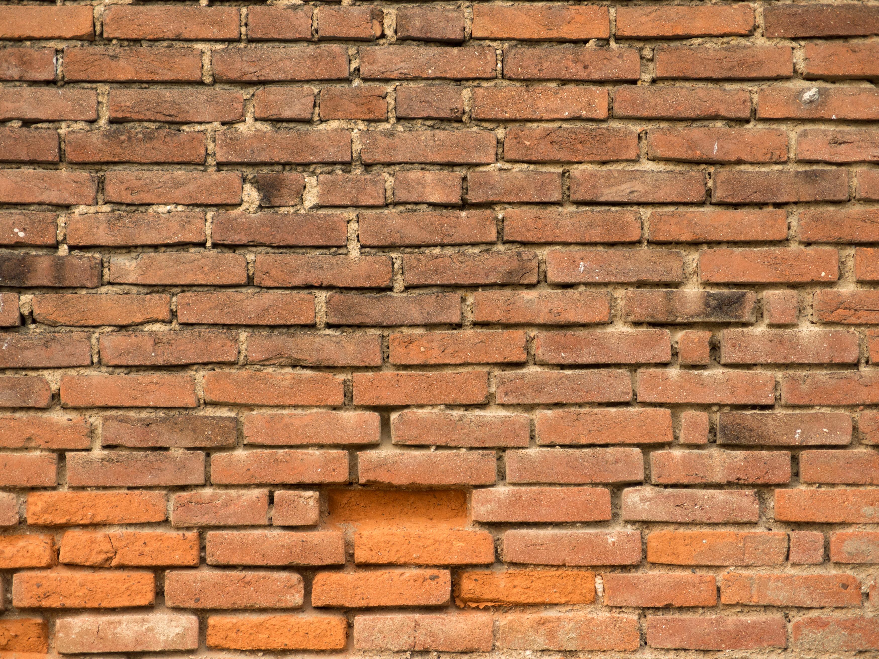 Free Image Old Brick Wall Libreshot Public Domain Photos