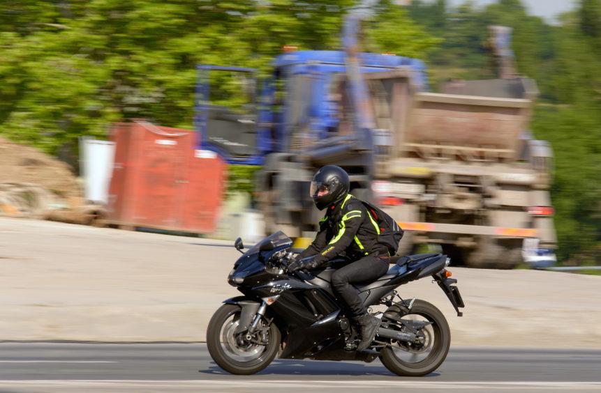 FREE IMAGE: Black Motorbike - Libreshot Public Domain Photos