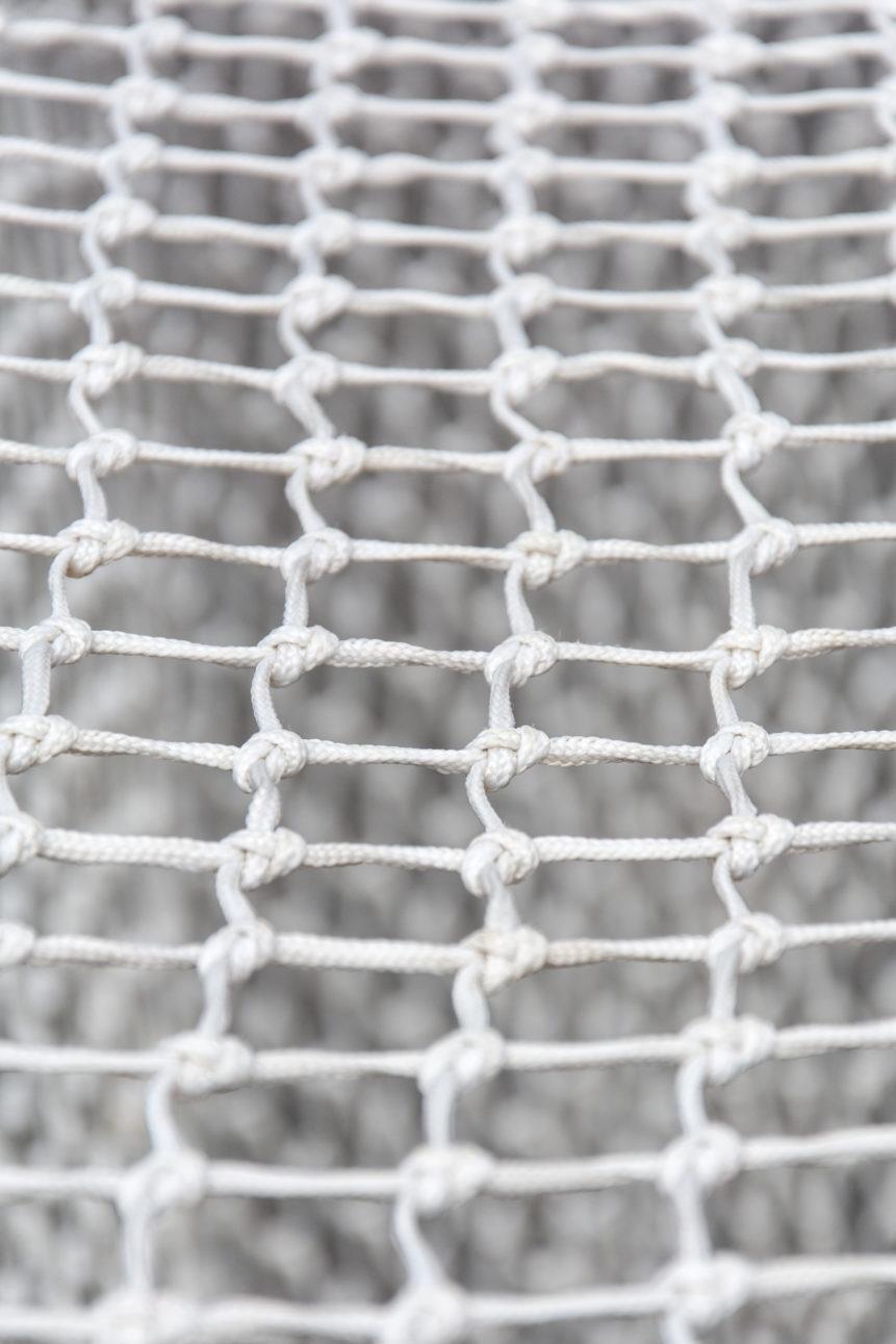 Net of soccer goal