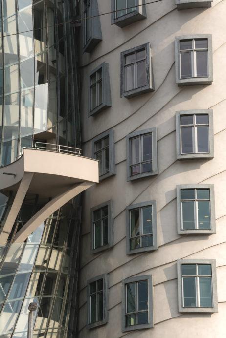 Modern city house