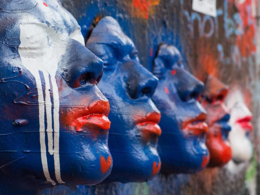 street art sculpture