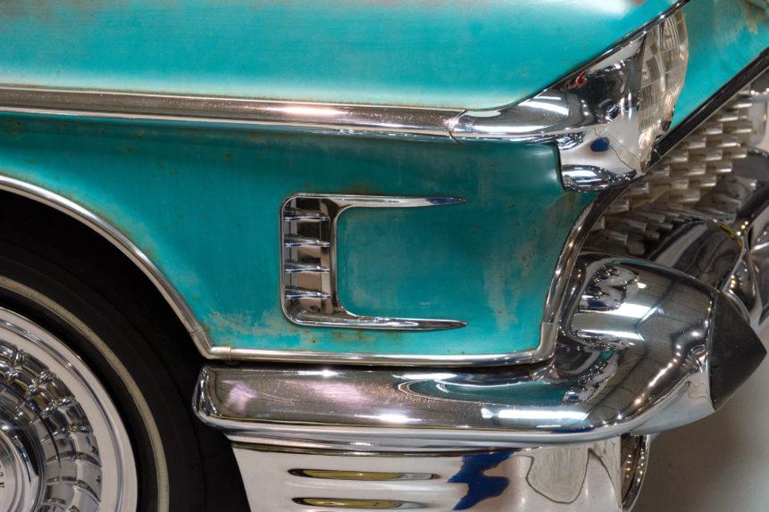 Old American Car Detail - FREE image on LibreShot