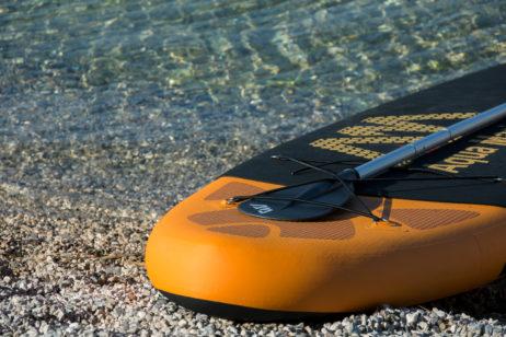 Orange Paddleboard