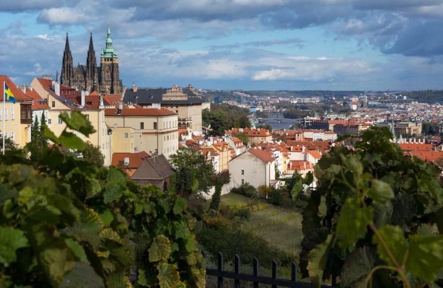 prague castle hradcany